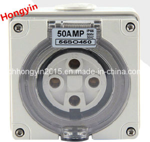 Australia Standard IP66 Waterproof Socket Industrial Sockets pictures & photos