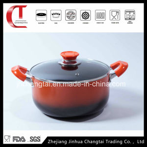 Beautiful Press Aluminum Sauce Pot