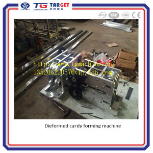 Hard Candy Dieforming Candy Machinery with Cooling Tunnel pictures & photos
