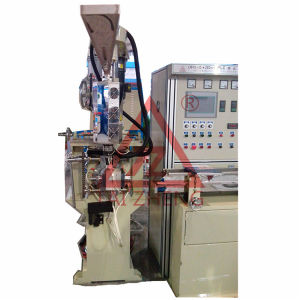 Aluminium Alloy PVC Sheath Extruder Machine pictures & photos