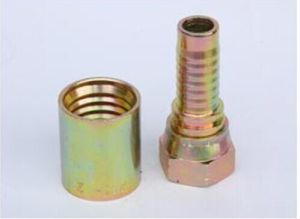 Hydraulic Hose Fitting (elbow) pictures & photos