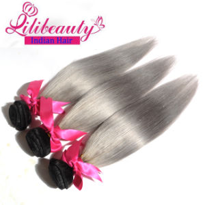 Wholesale Indian Ombre Wave Virgin Hair Human Hair Extension pictures & photos