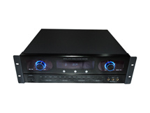 4 Channels KTV Professional Power Amplifier Jrz-7300. pictures & photos
