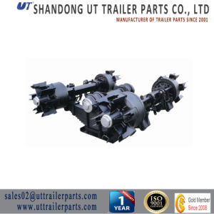 Six Spoke Bogie Suspension/Spider Type/Semi Trailer Bogie pictures & photos