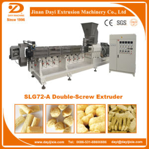 Soya Meal and Protein Food Extruder Machinery with Packing Machine pictures & photos