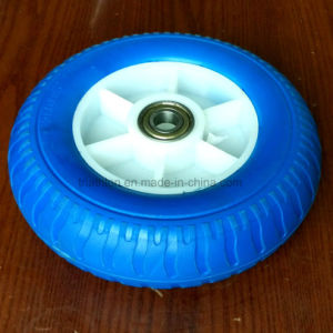 3.50-5 260X85 3.25-8 Flat Free Foam Tires pictures & photos