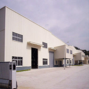 Prefabricated Steel Structure Storage Warehouse (KXD-SSB19) pictures & photos