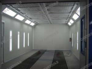 Auto Car Used Spray Booth/Used Paint Booth pictures & photos