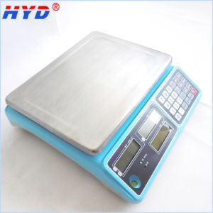 Haiyida Dual Display Waterproof Digital Balance pictures & photos