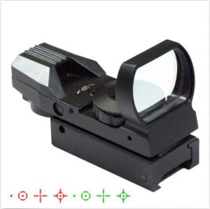 2.5-10X40 Tactical Rifle Scope W/ Red Laser & Holographic Green / Red DOT Sight pictures & photos