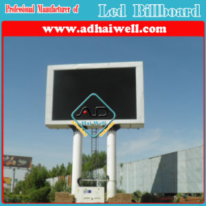 P10 Hot Sale IP65 LED Display LED Screen Digital Billboard Structure pictures & photos