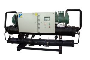 Water Cooled Screw Water Chiller for Film Blowing Machine pictures & photos