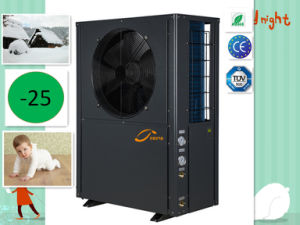Stainless Steel Monoblock Higher Efficiency High Cop Evi Air to Water Heat Pump pictures & photos