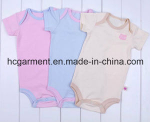 Newborn Cotton Short Sleeve Rompers for Baby Girl/Boy, Baby Clothes pictures & photos