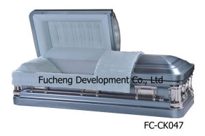18ga Metal Coffin & Casket for Funeral (FC-CK047) pictures & photos