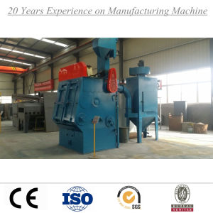Rubber Belt Tumble Type Shot Blasting Machine pictures & photos