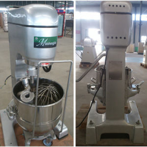 Stainless Steel Bakery Machines Planetary Spiral Stand Mixer pictures & photos