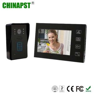 2017 New Arrival Home Door Bell Indoor Monitor Wired Video Intercom (PST-VD7WT2) pictures & photos