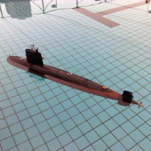 RC Model: R/C Type 039 Submarine (C7603)