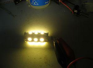 12PCS 5050 G4 LED Bulb (SP-CBG4-12)