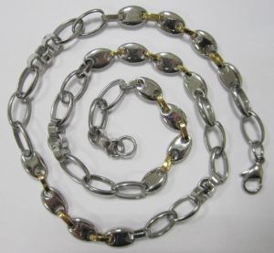 Fashion Steel Jewelry, Stainless Steel Necklace for Men pictures & photos