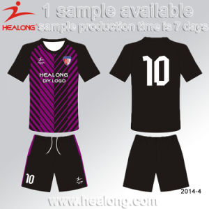 Any Logo Sublimation Customized Uniform Soccer Jersey pictures & photos