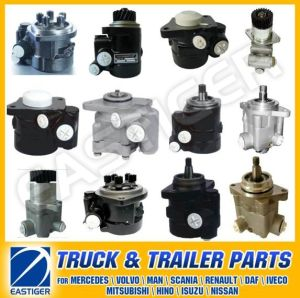 Over 200 Items Power Steering Pump for Heavy Truck pictures & photos