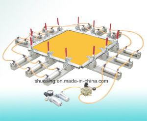 Pneumatic Silk Stretcher Machine pictures & photos