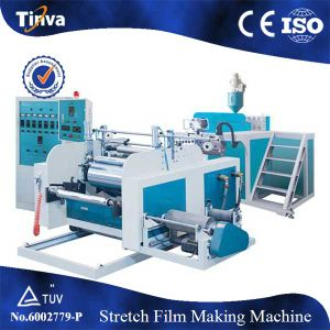 Stretch Wrap Stretch Film Extruding Machinery pictures & photos