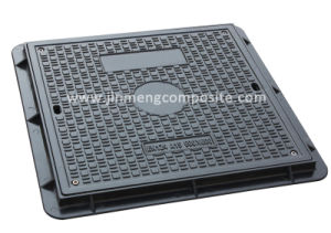 EN124 B125 600x600 Composite Manhole Cover pictures & photos