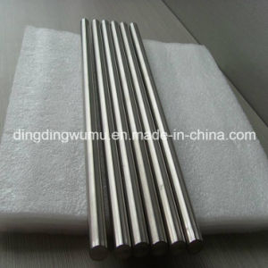 Forged Aks Tungsten Round Bar for Electric Light Source pictures & photos