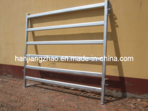 Low Carbon Steel Hot-Dipped Galvanized Surface Treatment Cattle Panel pictures & photos