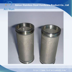 Stainless Steel Filter Cylinder for Water Filters pictures & photos