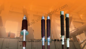 40.5kv High Current Oip Condenser Transformer Bushing pictures & photos