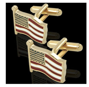 The American Flag Cufflinks Chl2014074