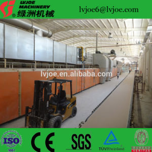 Gypsum Wall Production Line From Lvjoe Machinery pictures & photos