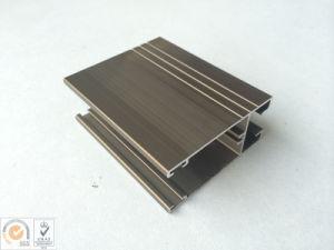 Light Brozen Anodized Aluminum Extrusion pictures & photos