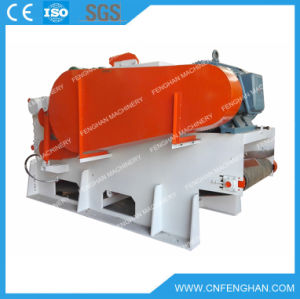 Ly-318 18-20 T/H Electric Wood Chipper Ce Approved Drum Wood Chipper pictures & photos