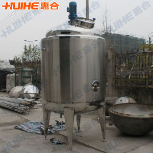 Stainless Steel Mixing Tank for Food pictures & photos