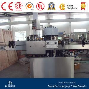 Paper Label Sticker Labeling Machine/Cold Glue Labeling Machine pictures & photos