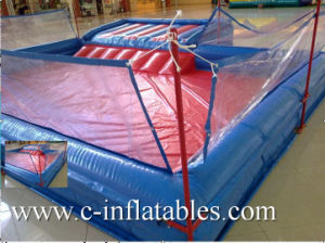 2013 New Style Inflatable Water Pool with Fence / 2013 Hot Sales Inflatable Swimming Pool with Fence