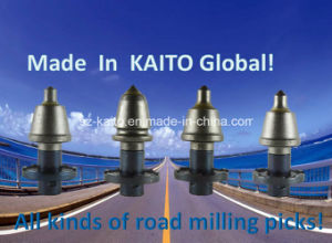 K1-17/20-L Road Concrete Milling Picks/Teeth/Bits for Wirtgen Milling Machine pictures & photos