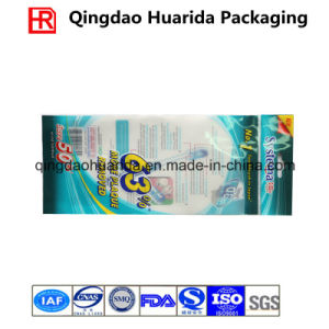 Custom Printed Transparent Plastic Packing Bag for Chemical Products pictures & photos