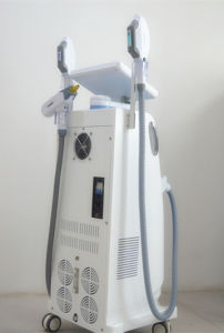 Vertical Clinic Use High Power and Energy Hair Removal Machine pictures & photos