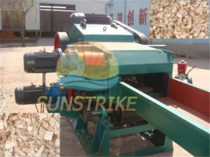 Hot Salling Drum Wood Chipper with Good Quality
