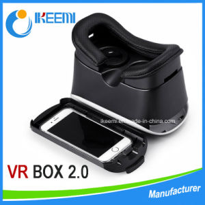 2016 Virtual Reality 3D Glasses Vr Case, 2ND Generation Headset Vr Box 2.0 Google Cardboard pictures & photos