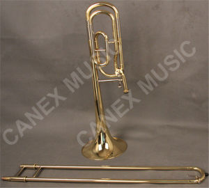 Brass Instruments/ Trombone/ Tenor Tuning Slide Trombone (TB-120) pictures & photos