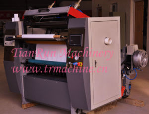 Thermal Paper Slitting and Rewinding Machine (TR-SLT-800) pictures & photos