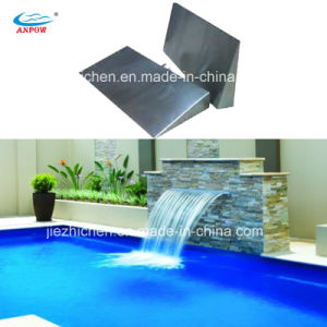 Sheer Flow Stainless Steel Waterfall Weirs pictures & photos