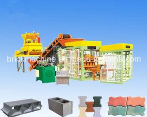 Qt4-15 New Premium Concrete Cement Block Making Machine, Hydraulic Pressure Method Block Machine pictures & photos